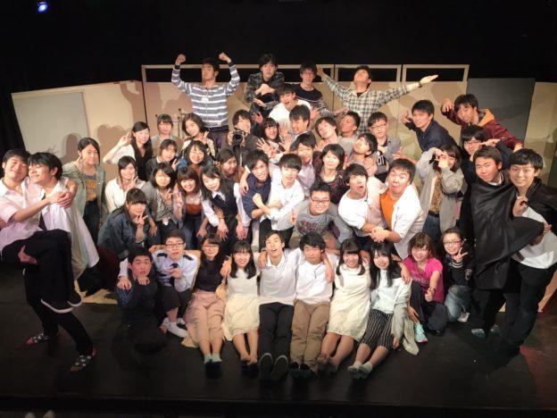北海学園大学演劇研究会定期2017